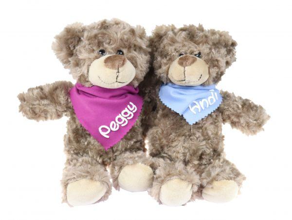 Teddybaer-mit-Namen-am-Halstuch-verschiedene-Farben
