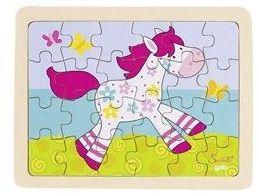 Goki Susibelle Einlegepuzzle Pferd 24tlg. 57506