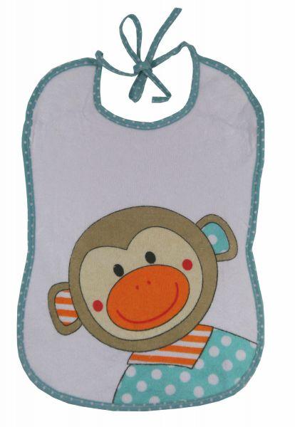 fashy little stars Lätzchen Affe zum binden 1724 bei BabySchätze