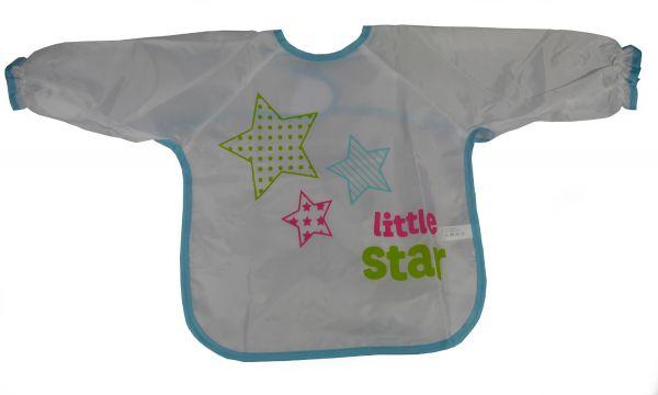 fashy little stars Lätzchen Stern abwischbar