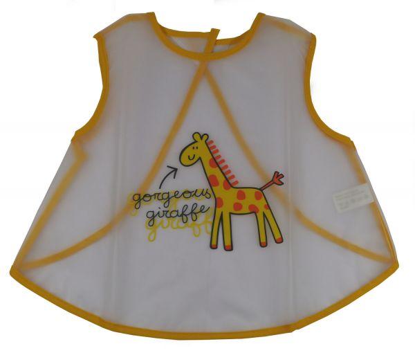 fashy little stars Lätzchen Giraffe abwischbar 17028 30