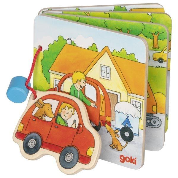goki Bilderbuch Wir fahren in den Urlaub 58720