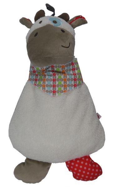 fashy little star Wärmflasche Kuh 0,8l für Kinder