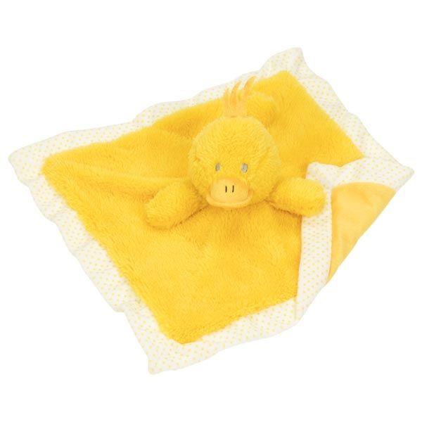 'cause Kuscheltuch Ente Gelb