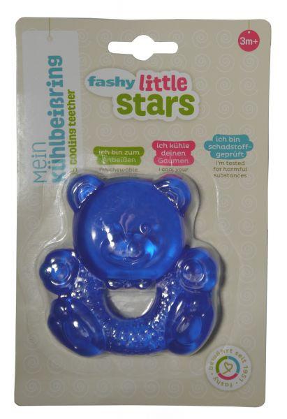fashy little star Beißring Kühlring Bär