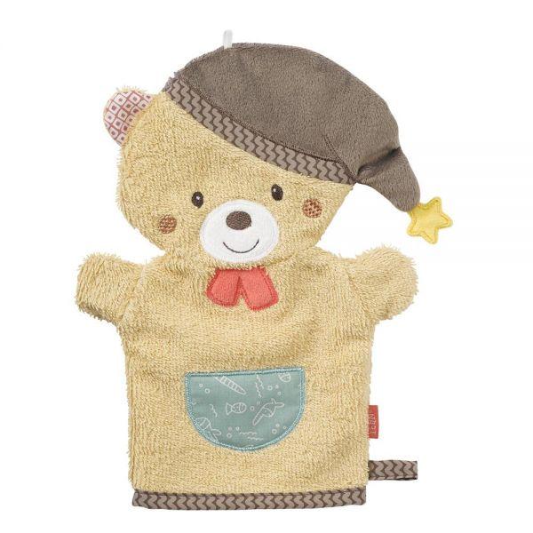 Fehn Bruno Waschhandschuh Teddy 060331
