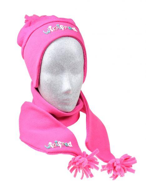 fleecemuetze-fleeceschal-fuer-maedchen-mit-namen-pink