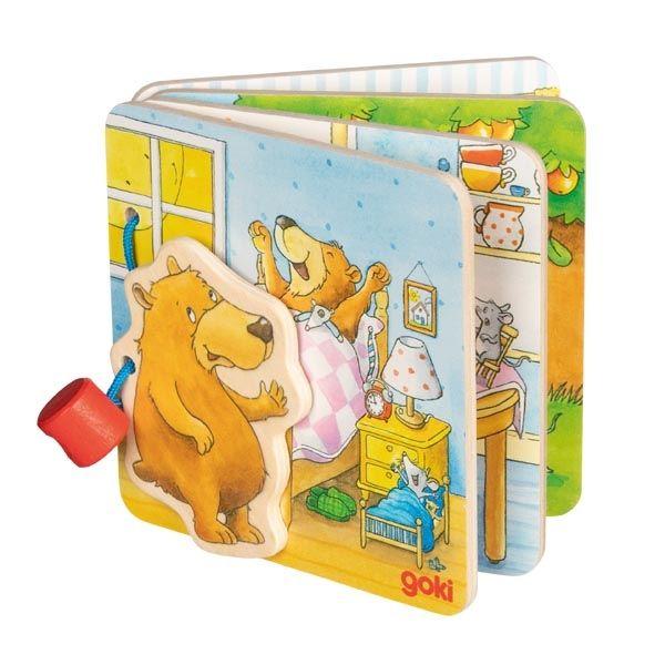 goki Bilderbuch Der kleine Bär