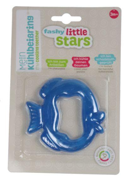 fashy little star Beißring Kühlring Fisch1167 bei BabySchätze