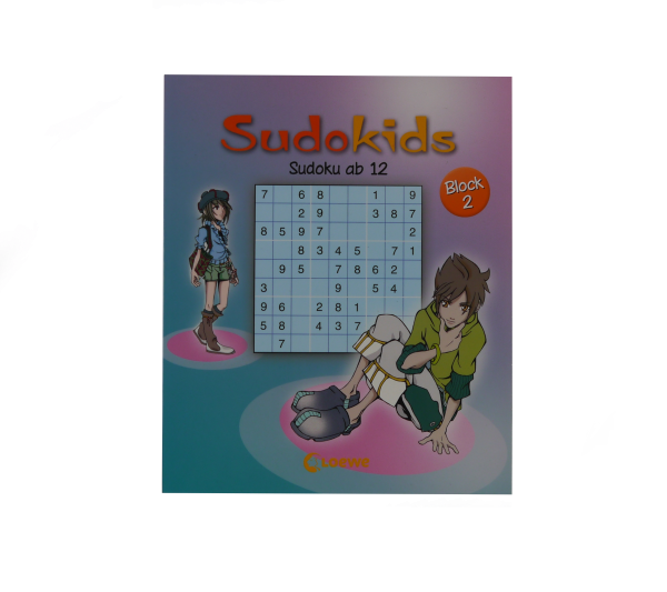 Sudokids Block 2