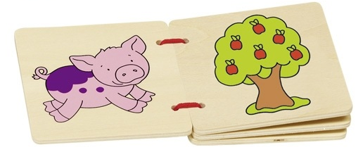 Goki basic Bilderbuch Apfelbaum
